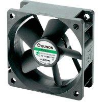 Ventilátor Sunon DR HA60251V4-0000-999, 60 x 60 x 25 mm, 12 V/DC