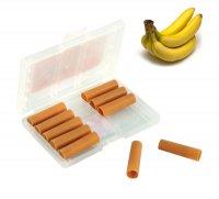 Elektronická cigareta - náplň Banán (0,0mg Nikotin)