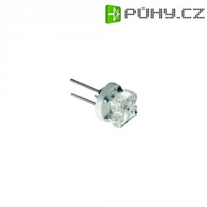 LED žárovka 12V G4 100° - modrá