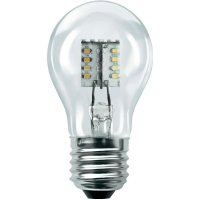 LED žárovka Segula, 50661, E27, 2,7 W, 230 V, 85 mm, stmívatelná, teplá bílá
