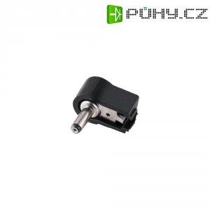 Napájecí konektor BKL 72614, zástrčka úhlová, 3,00/3/1,1 mm