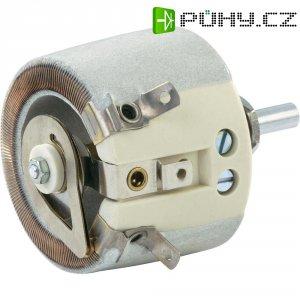 Výkonový potenciometr otočný drátový TT Electro, 220 Ω, 60 W , ± 10 %