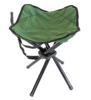 Kempigová židle skládací - malá, čtyřnohá