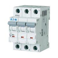 Elektrický jistič C 3pólový 16 A Eaton 236426