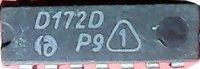 D172D - klopný obvod J-K, DIL14 /7472/, DIL14