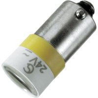 Spot Light, patice BA9S Signal Construct MELB2244 modré