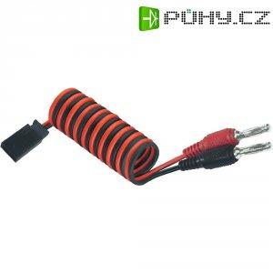 Napájecí kabel přijímače Modelcraft, Futaba, 250 mm
