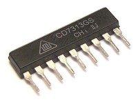 CD7313GS nf zesilovač 14V/0,7W, SIP9 /AN7313/