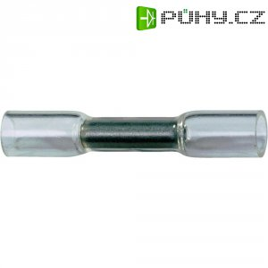 Smršťovací pájecí spojky DSG Canusa 793100012, 31 mm, 0,1 - 0,5 mm², transparentní