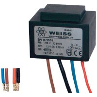 Kompaktní napájecí zdroj Weiss, 24 V/DC, 0,325 A