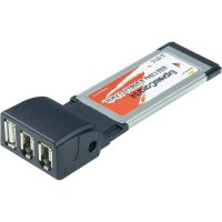 ExpressCard/34 FireWire 400 a USB 2.0