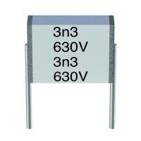 Foliový kondenzátor Epcos MKT B32560-J1104-K, 0,1 uF, 100 V/AC, 10 %