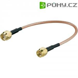 Anténní kabel s adaptérem pro WiFi, Router, RP-SMA zástrčka/SMA-zástrčka