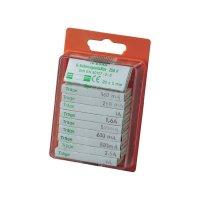 Jemná pojistka ESKA pomalá TRAEGE 122.800, 5 mm x 20 mm, 100 Parts