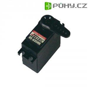 Standard servo Hitec HS-635HB, JR konektor