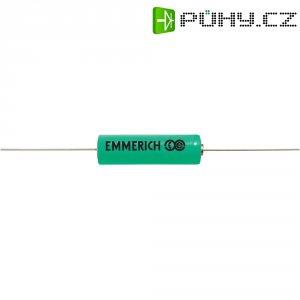 Lithiová baterie Emmerich, typAA, s pájecími kontakty
