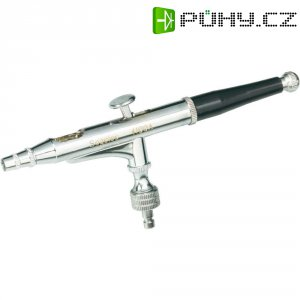 Airbrush pistole HP 410 Double action, tryska 0.18 mm, 0.5 ml