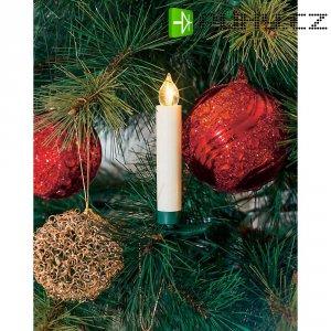 Bezdrátové osvětlení vánočního stromku vnitřní Konstsmide, 5 LED, teplá bílá