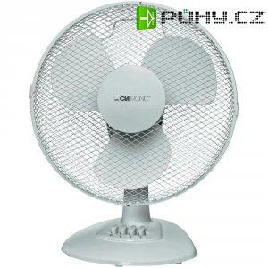 Stolní ventilátor Clatronic VL3544, Ø 30 cm, 30 W, bílá