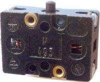 Mikrospínač 4939-00 10A/250V