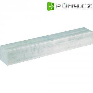 4-hranný profil Al/Cu/Mg/Pb/F37, 25 x 25 x 200 mm
