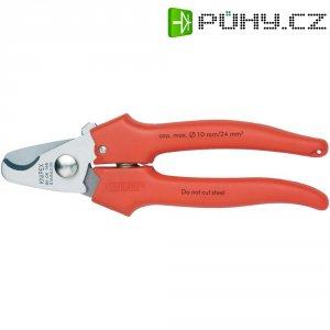 Nůžky na stříhání kabelů Knipex Shark 95 05 165, 165 mm