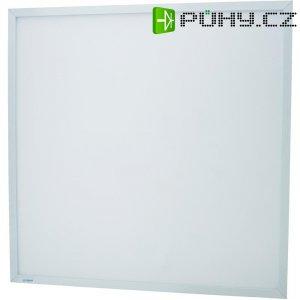 Vestavný LED panel, teplá bílá, 58 W, 3650 lm, 59.5 x 59.5 cm