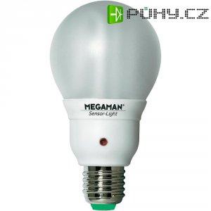 Úsporná žárovka kulatá se senzorem Megaman Sensor Classic E27, 15 W, super