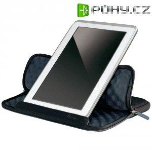 """Ochranné pouzdro Hama Sleeve pro tablet, 27 cm (10,6\""""), černé/petrolejové"""