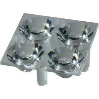 Optika pro Luxeon ® Rebel nebo Seoul Semiconductor ® Z5 Carclo 10611, 17.1°