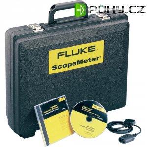 Kufřík a software Fluke SCC120G pro ScopeMeterR 120