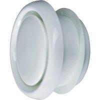 Plastový talířový ventil 20200620, 100 mm