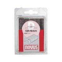 Svorky z plochého drátu Novus typ 11/10, 042-0386, 600 ks