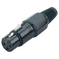 Kabelový konektor XLR (F)