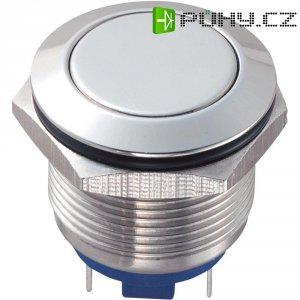 Tlačítko zajištěné proti vanda19 mm
