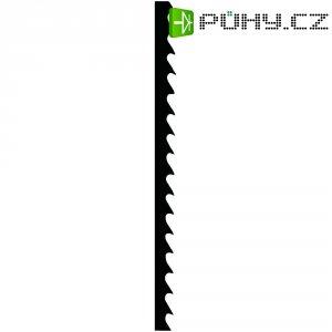 Sada listů lupínkové pily na dřevo, plasty a plexiskla, 24 ks, 130 mm