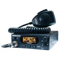 CB radiostanice President Teddy ASC