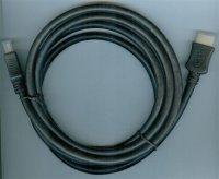 Kabel HDMI(A)-HDMI(A) 1,5m, kabel 7mm, DOPRODEJ