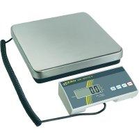 Poštovní váha Kern max. váživost 35 kg rozlišení 10 g 230 V, na baterii stříbrná