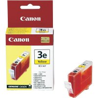 Cartridge do tiskárny Canon BCI-3eY, 4482A002, žlutá