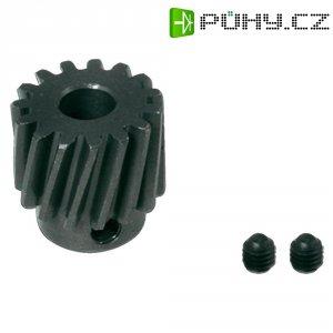 Zkosené ocelové ozubené kolo GAUI X5, 15 zubů (208789)