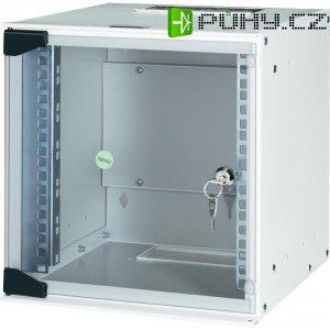 """10\"""" skříň pro síťové rozvody Digitus Professional DN-10-05U-1, 6 U, světle šedá"""