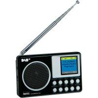 DAB+ rádio Imperial Dabman 20, FM, černá