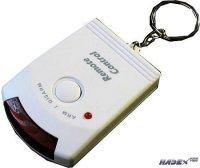 """Vysílač """"klíčenka"""" pro dálkové ovládání k T379 a T381"""