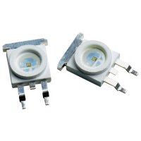 HighPower LED Avago Technologies, ASMT-MR00-AHJ00, 350 mA, 2,4 V, 120 °, červená