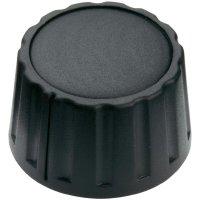 Otočný knoflík Mentor 4333.6000, 6 mm, matně černá