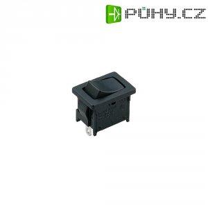 Kolébkový spínač, 1x vyp/(zap), 250 V/AC, 6 A
