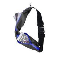 Pouzdro na telefon sportovní DOUBLE modrá