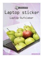 Samolepící dekorace na notebook Apples