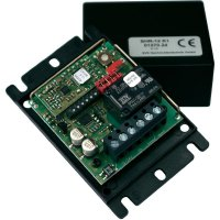 Bezdrátový přijímač SVS, 01270:24, 1kanálový, 1000 m, 434 MHz, 1300 W